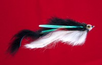 15-dolly llammas black-white fishmask 6mm
