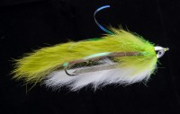 7-dolly llammas chartreuse-white cross cone 9.5mm